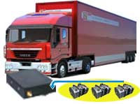 "Trucks, Special Machinery and other Vehicle ""Real Time""  Monitoring, Fuel Monitoring  (GPS-GSM/GPRS)"