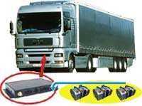 "Trucks, Special Machinery and other Vehicle ""Real Time""  Monitoring, Fuel Monitoring, Driver Monitoring etc. (GPS-GSM/GPRS)"