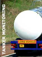 Fuel Tanker Monitoring. Cargo Fuel Tank Monitoring