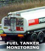 Road Fuel Tanker Monitoring