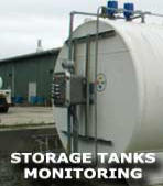 Fuel Storage Tank Monitoring
